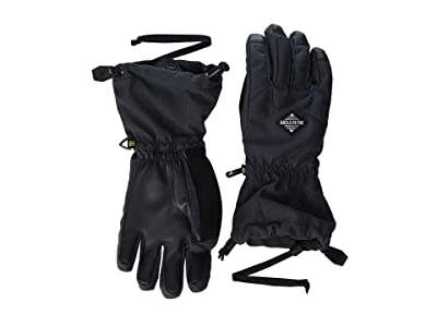 Burton Kids Profile Glove (Little Kid/Big Kid) (Black Denim) Extreme Cold Weather Gloves