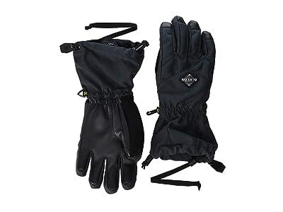 Burton Kids Profile Glove (Little Kid/Big Kid) (Black Denim) Extreme Cold Weather Gloves