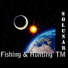 solunar table hunting times