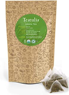 organo gold organic green tea benefits