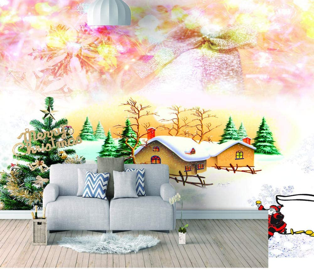 ZXDHNS Wall Limited time sale Murals XXL - Excellence Wa Winter Self-Adhesive Igloo Christmas