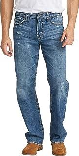 Men's Gordie Loose Fit Straight Leg Jeans