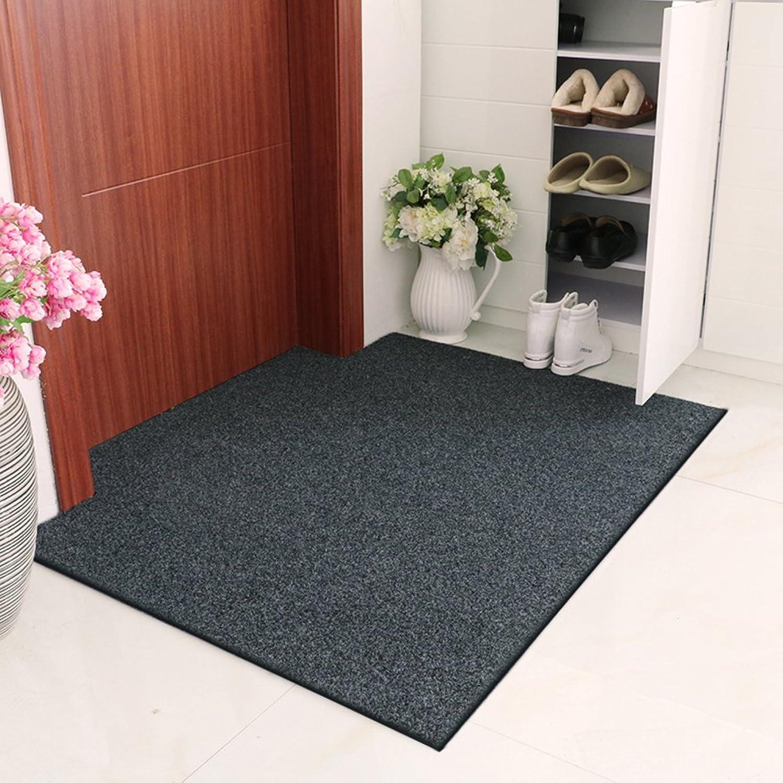 Solid color primer mat Door mats Doormat Door mat at the door Cutting mat Lobby mat with non-slip cushion-A 100x100cm(39x39inch)