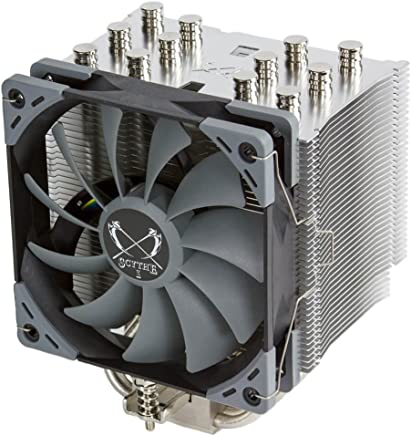 Mugen 5 Rev. B CPU Cooler PWM Fan with AMD AM4 Support
