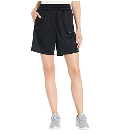 Nike Dry Shorts Essential (Black/Black/Anthracite) Women