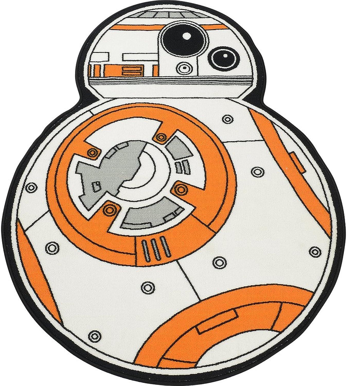 tienda en linea Star Wars BB-8 BB-8 BB-8 blancoo Corte Alfombra 52.5  x 39   gran descuento