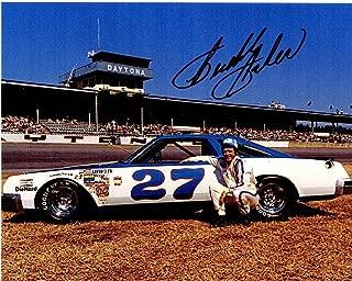 Signed Buddy Baker Photo - DENT 1978 Daytona 500 Driver 8x10 inch Guaranteed to pass BAS - Beckett Authentication
