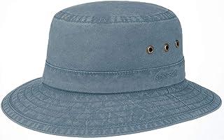 Stetson Reston Cappello da Pescatore Donna/Uomo - Vacanza Estivo Primavera/Estate
