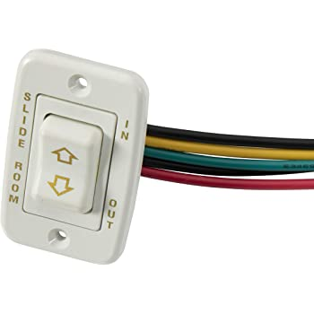 [SCHEMATICS_48DE]  Amazon.com: Lippert 117461 Slide-Out Switch Assembly, White: Automotive | Slide Out Switch Wiring Diagram |  | Amazon.com