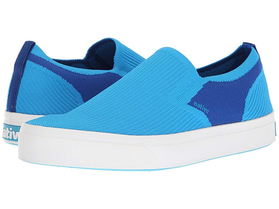 Native Shoes Miles 2.0 Liteknit (Victoria Blue/Shell White) Shoes