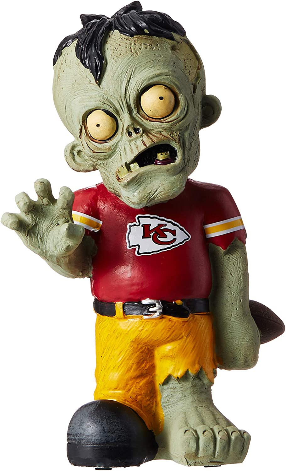 Baltimore Ravens Resin Thematic Zombie Figurine Clothing