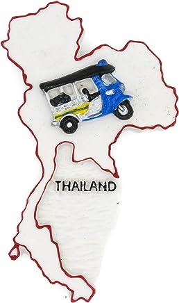 Thailand Jumbo Fridge Magnet Gift Present Souvenir Koh Phi Phi