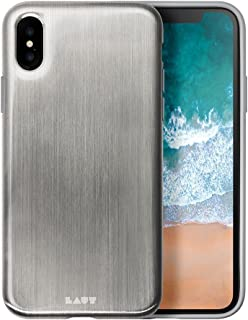 Laut Huex Metallic Back Case For Apple Iphone X - Silver