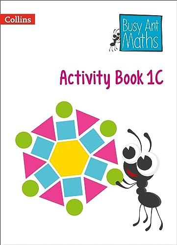 Books By Rachel Axten Higgs_year 1 Activity Book 1a Busy Ant Maths ...