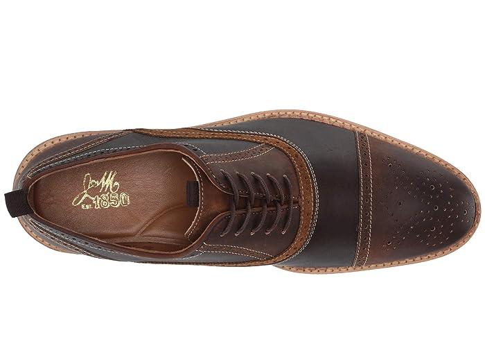 J&m Est. Chambliss 1850 Cap Toe - Shoes Oxfords