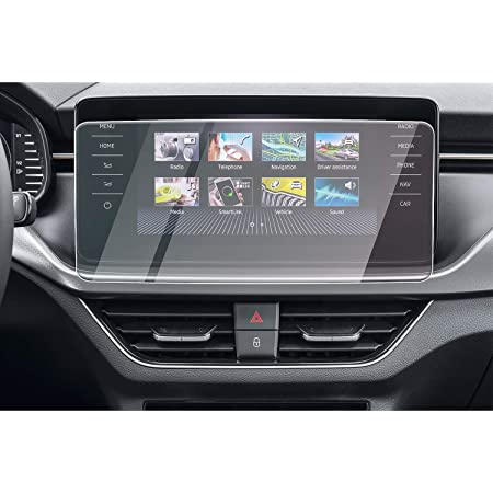 Cdefg Für Skoda Kamiq Scala Auto Navigation Glas Elektronik