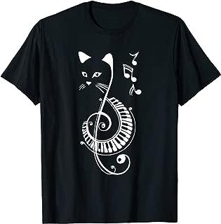 Best music cat shirt Reviews