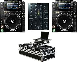 2x Pioneer CDJ-2000NXS2 + DJM-350 + Coffin