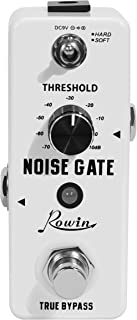 Rowin Guitar Noise Killer Noise Gate Suppressor Effect...