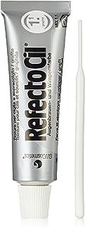Refectocil Eyebrow and Eyelash Tint 15 ml, No 1.1 Graphite, 15 ml, 0.5oz