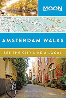 Moon Amsterdam Walks (Travel Guide)