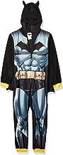 DC Comics Boys' Big Superhero Fleece Blanket Sleeper