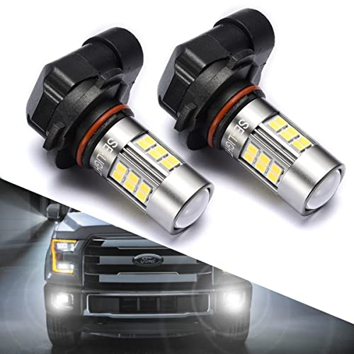 SEALIGHT 9145/9140/H10/9045/9040 LED Fog Lights Bulbs, DOT