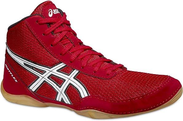 Asics - Matflex rouge lutte - Chaussures de lutte