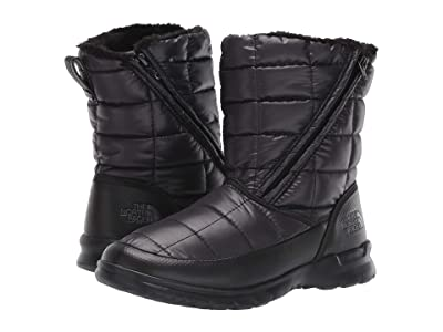 The North Face Thermoball Microbaffle Bootie Zip (TNF Black/TNF Black) Women