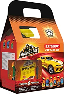 Armor All GAA99408EN ARMORALL 6 PIECE EXTERIOR CAR CARE KIT 1