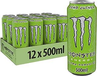 Monster Energy Ultra Paradise, 12er Pack 12 x 500 ml