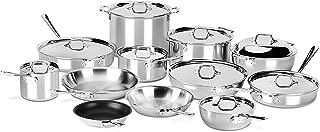 All-Clad 21 Piece Cookware Set