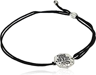Alex and Ani Womens Kindred Cord Shine Bright Bracelet