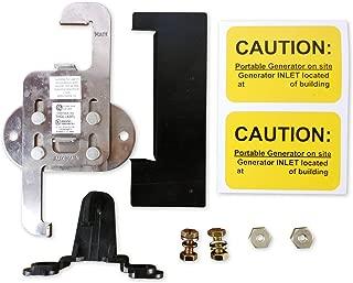 GE200HDUL General Electric GE OEM Generator Interlock Kit Vertical throw 200 amp main breaker