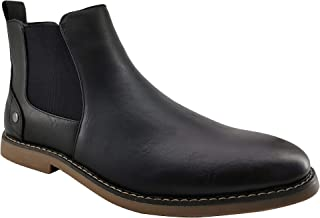 Mens Ankle Casual Chelsea Boots