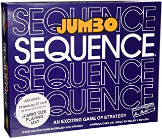 Sequence Box Edition - AN EXCITING GAME OF STRATEGY