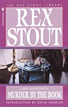 Murder by the Book (A Nero Wolfe Mystery 19)