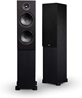 PSB Alpha T20 Tower Speaker - Black Ash