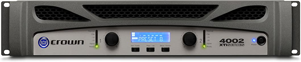 Crown XTi4002 Two-channel, 1200W at 4Ω Power Amplifier