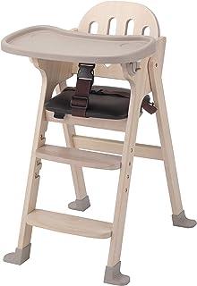 カトージ 木製ハイチェア Easy-sit ホワイトウォッシュ 7か月~ 22904