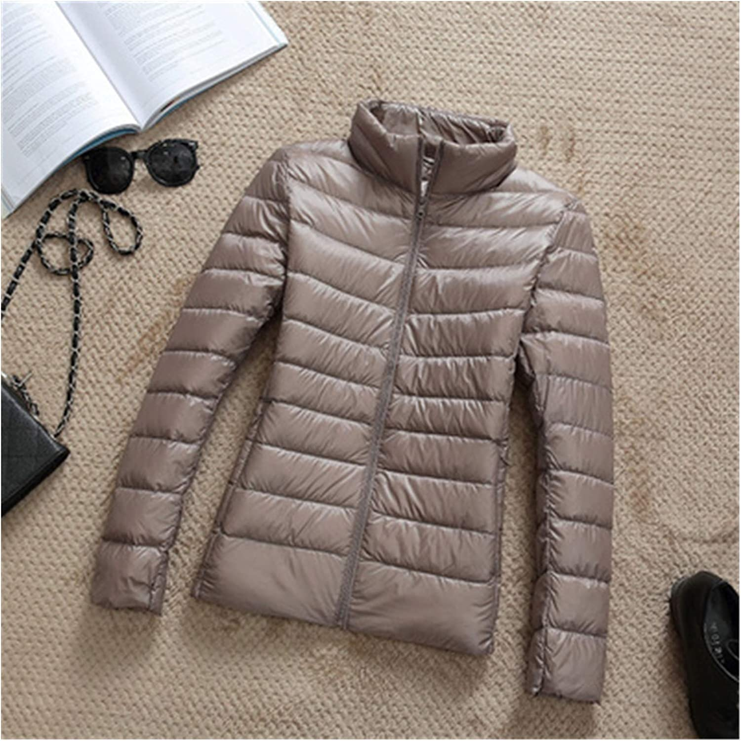 Women's Down Jackets Women Challenge the lowest price of Japan Winter Choice Ultra 90% Light White Dow Duck