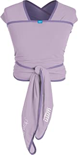 We Made Me Flow, Super Stretchy, Cool & Comfortable Baby Carrier, Lavender