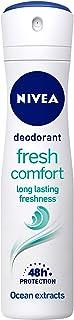 NIVEA Deodorant, Fresh Comfort, Women, 150ml