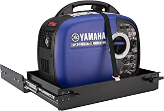 RecPro Generator Slide Out Tray can be Used for Yamaha Generators Mounts Under RV Compartment and Baggage Doors