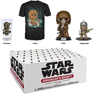 Funko Star Wars Smuggler's Bounty Subscription Box, Wookie Theme, April 2019, XXL T-Shirt