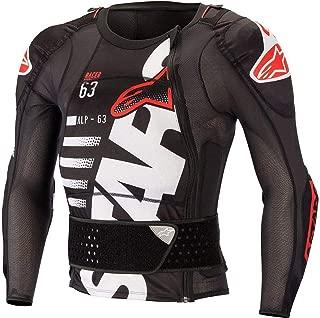 Alpinestars Sequence Protection Long Sleeve Jacket (Medium, 123-BLACK WHITE RED)
