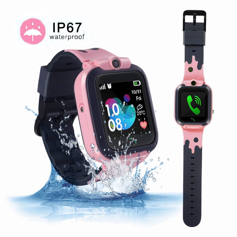 ZOPPRI Smartwatch Waterproof inchTouch Pedometer