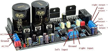YJ-LM3886 HIFI High Power Amplifier Board OP07 DC servo 5534