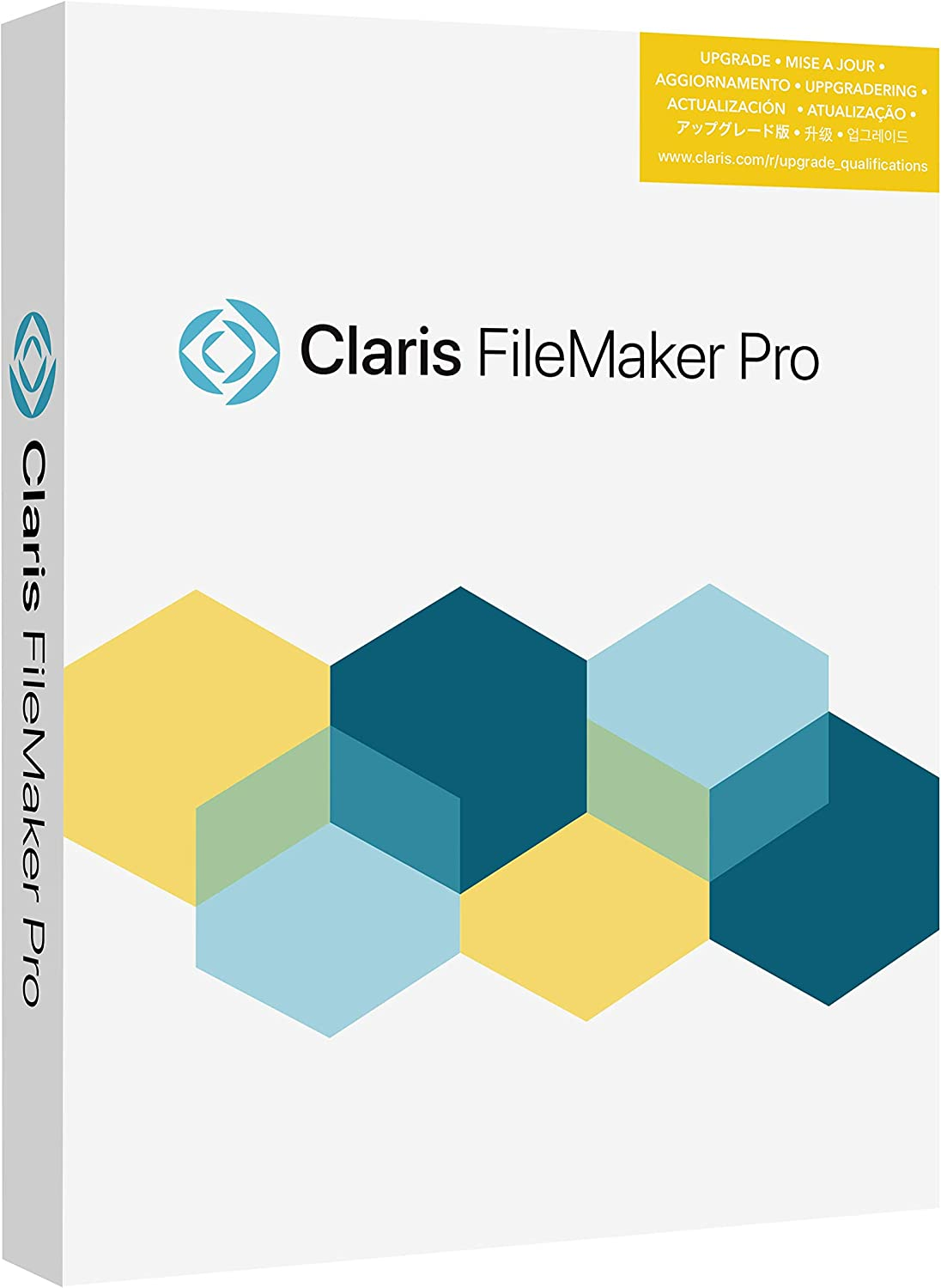 Claris FileMaker Pro 19 Advanced Upgrade ESD PC Online Code Super beauty product restock quality top Mac Max 45% OFF