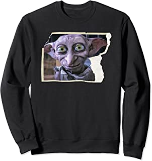 Harry Potter Dobby Worn Photo Sweatshirt